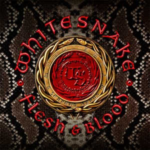 Whitesnakeの新譜「Flesh & Blood」
